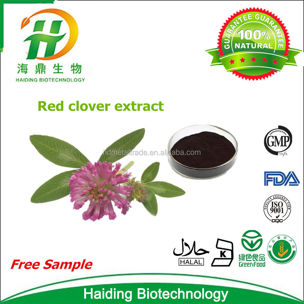 High Quality Natural Red Clover Extract