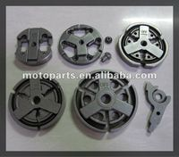 chain saw spare parts for 38cc