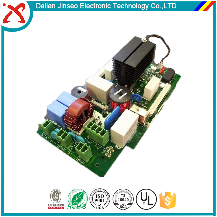 High frequency online ups pcb fabrication and assembly