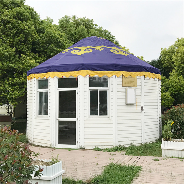Family special prefab garden house economic prefab dome house