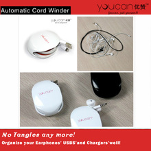 New Creative Winder Retractable Cable Winder Recoil Automatic Cord Winder