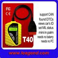 Auto code reader scanner for OBD2 EOBD T40