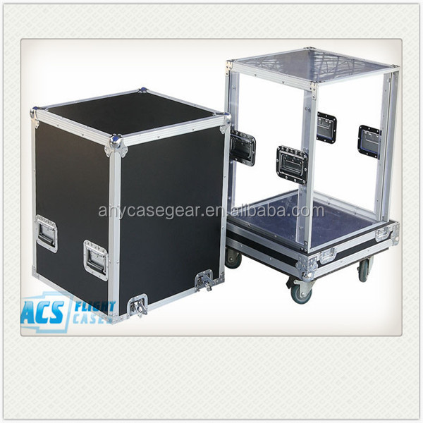International widely use ata flight case/rack case/flight case from best quality company