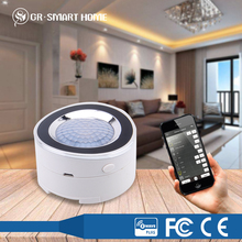 2017 hot CE certified Z-wave 868.42/908.42mhz smart home automation passive infrared detector infrared remote sensor