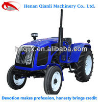 2013 hot sale QLN-750 75hp 2wd agricultural tractor with forklift attachment