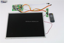 Free Techical Support V59MS VGA/HDMI/AV/LVDS 1920*1200 TFT LCD controller board kits + 30pin 1366*768 panel
