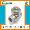 Taiwan stainless steel check valve, air compressor check valve, check valve for compressors