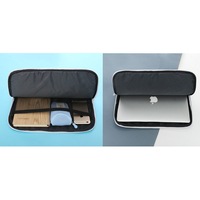 "New Felt Laptop Sleeve Case Cover Bag for Apple MacBook Air Pro Retina 13"" Gray"