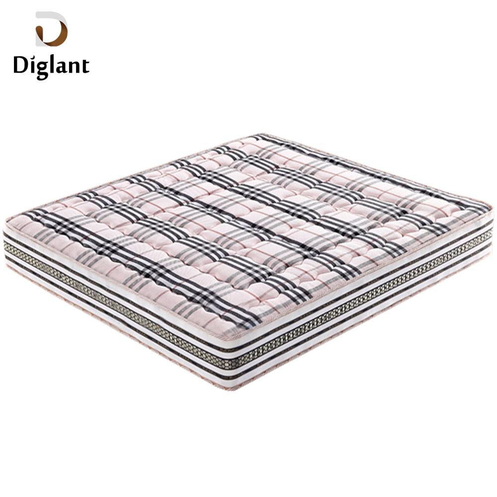 DM020 Diglant Gel Memory Latest Double Fabric Foldable King Size Bed Pocket bedroom furniture mattress in vietnam - Jozy Mattress | Jozy.net