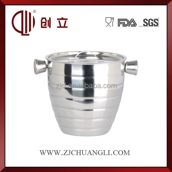 1.5L mini stainless steel ice buckets for sale CL-T5LC