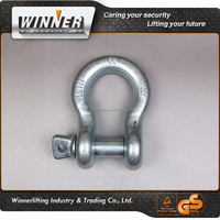 Factory Price US Type Bow Shackle