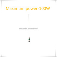 100W Good performance! UHF Mobile radio antenna