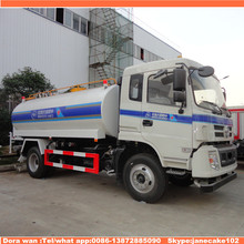 10 ton dongfeng 190hp Water Tank Farm Street Green Garden Spray Springkler Truck Water Cannon Vehicles 12000L