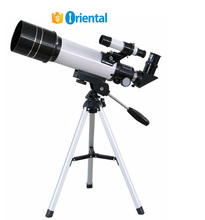 Refractor Telescope New Product 70360M,Sky Video Tool Telescope Aluminum Tripod,Watch Solar System Telescope China Factory
