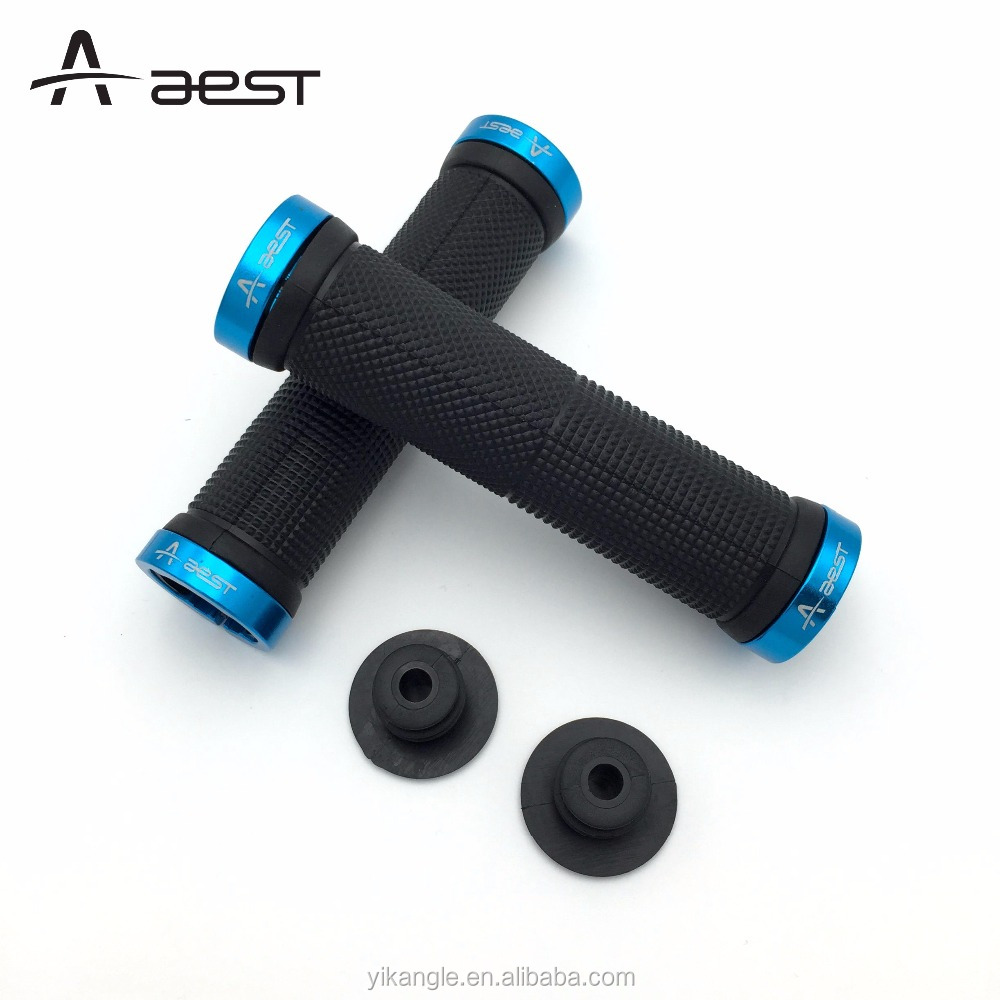 Colorful Bicycle grip for bike parts