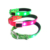 2018 no harm led flashing luminous dog collars for christmas
