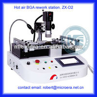 Good quality automatic bga rework station ZX-D2 rework station for BGA repairing