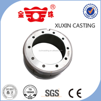 casting iron auto parts russia brake drums