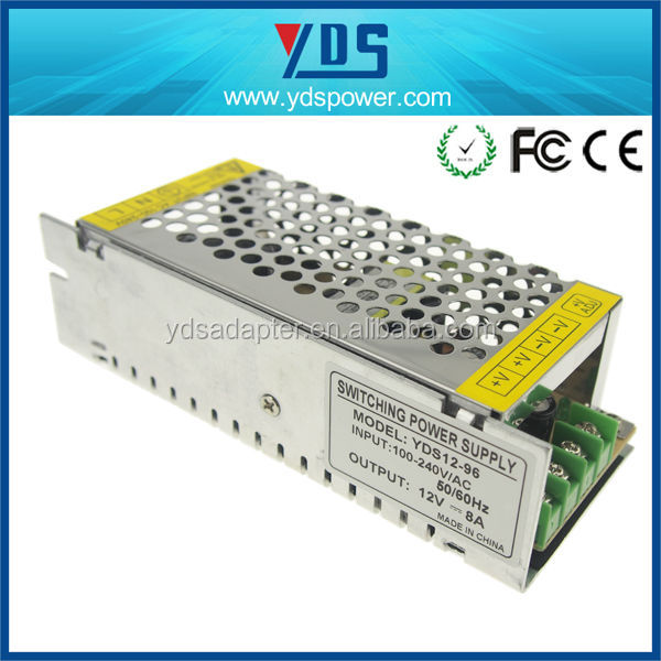 Alibaba B2B high quility tattoo power supply/ cctv led single output switch power supply
