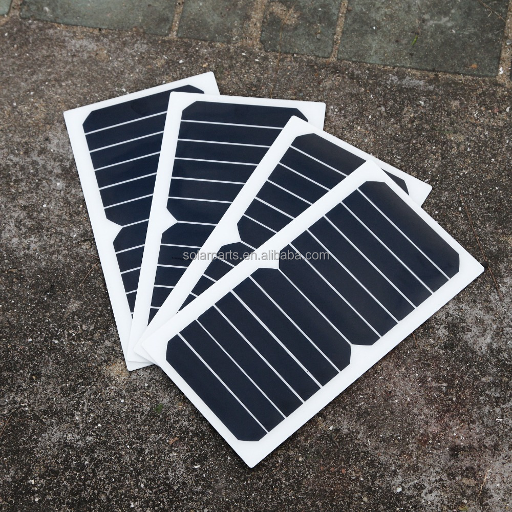 Small High Efficiency 6.5 Watt Photovoltaic Solar Panel for Backpack solar charger