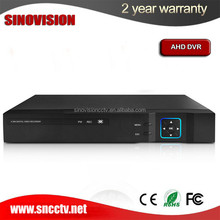 h.264 cctv 16ch dvr with free cms software