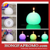 Color Changing Crying Pumpkin LED Candle Light