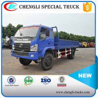 FOTON 4x4 RHD 7T Military Hydraulic Lifting Dumper Lorry Truck Tipper Vehicle