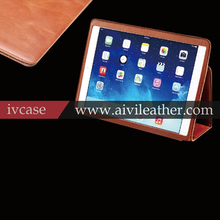 shockproof case for tablet, for ipad air genuine leather case