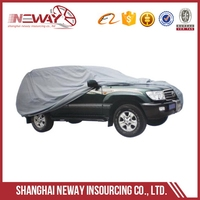 New Wholesale special discount 190t retractable car cover
