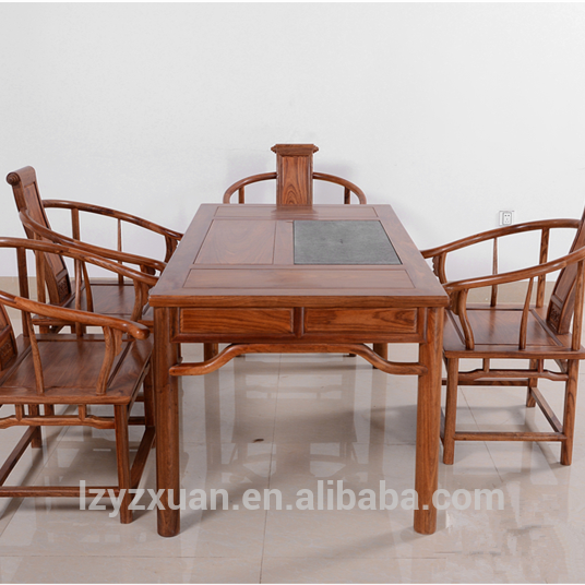 Brand new machine grade wooden office tea table