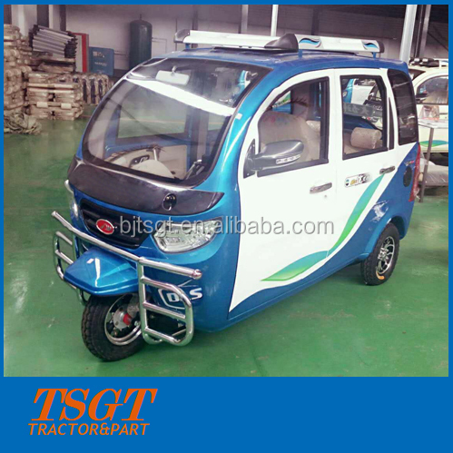 made in China lowest price best qulity petrol tricycle with cabin for passenger taxi 150cc 175cc 200cc