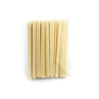 wholesale promotional food grade bamboo wooden tea mixer coffee sticks stirrers