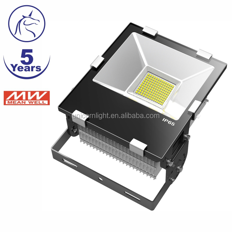 LED lamp 20000lumen Stainless steel and alumium WARM LIGHT SMD LED flood light 200w for Industrial lighting