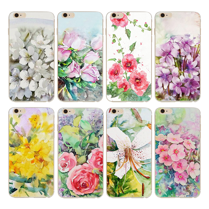 Protect your phone colorful printing bulk cell phone cases for iphone 6