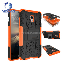 High Quality Armor Combo Shockproof Tough Rugged Back Cover Case for Lenovo Vibe P1