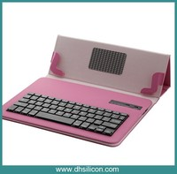 Fashion design/ good performance bluetooth/pc 10.1/10inch universal tablet keyboard case