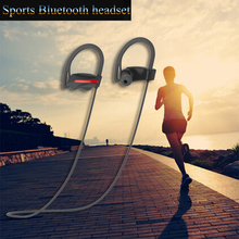 Amazon Hot Selling IPX7 Waterproof Bluetooth Headphone Sports Run Bluetooth Headset with mic