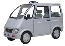 China mini van / electric car for 4-5 passengers