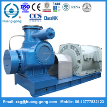 Oil and Gas Pump Twin Screw and Bi-absorb with Ex-proof Motor for Oil field and LPG tanker