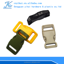 cheap side release plastic buckles quick release buckle