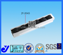 JY-2045|PP wheel roller track|Roller track for pipe rack|U shape sliding rail
