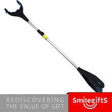 Litter Reacher Grabber Tool Pick-Up Grabber Garbage Picker with LED