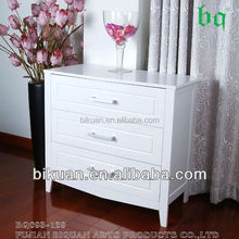 BQ furniture yellow chest of drawers