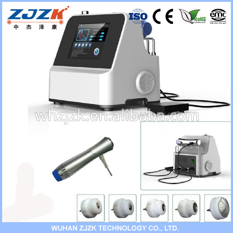 shock wave therapy equipment pain relief treatment physiotherapy machine