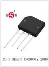 1A 1000V GBP110 bridge rectifiers diodes