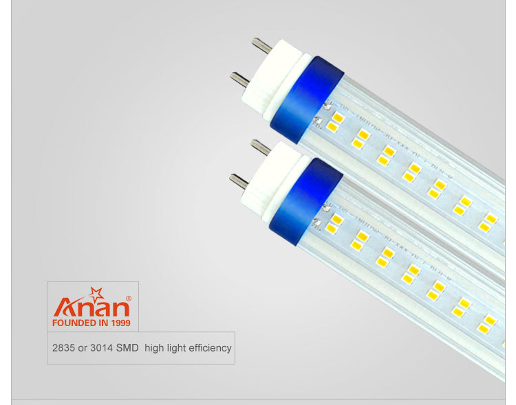 Top Sales Smd 2835 Led T8 Lamp,Led Tube Light With Ul Cul T8 Led Bulb With G13 Lamp Holder