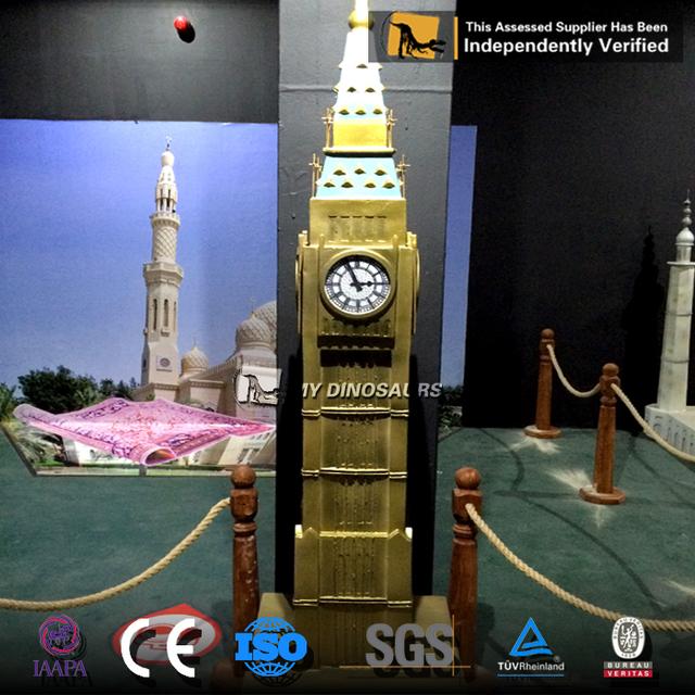 MY Dino-MBA557 London Big Ben Tower Miniature