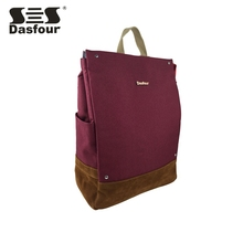 High quality simple promotional school style laptop back pack bags