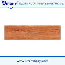 Hot export wood grain interior tiles building materials guangzhou