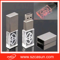 top selling products 2016crystal USB flash drive, crystal memory drive, USB flash drive different models pen drive for wholesale
